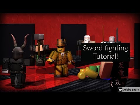 3 TIPS TO MAKE YOU A BETTER SWORD FIGHTER (ROBLOX SWORD FIGHTS ON THE HEIGHTS)