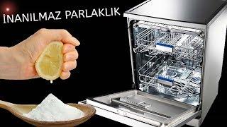 Arkadaşlarınıza Bunun Sırrını Sakın Söylemeyin - Sizi Farklı Kılacak Bulaşık Makinesi Temizliği