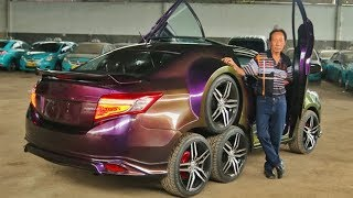 5 सबसे अजीबो गरीब वाहन | 5 MOST Amazing Vehicles In Hindi | Amazing Top5
