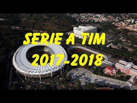 Serie A TIM 2017 2018 Stadium