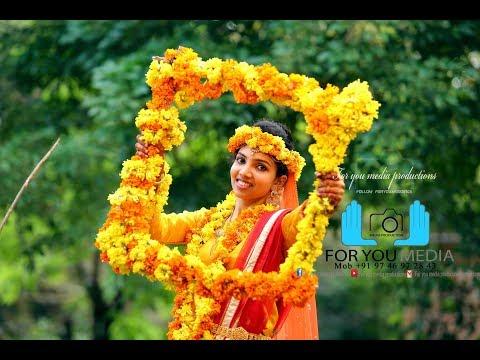 Kerala Muslim Wedding Highlights Haldi I Shifna -ajmal I for you media I 2018