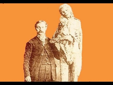 Real Evidence of California's Ancient Nephilim