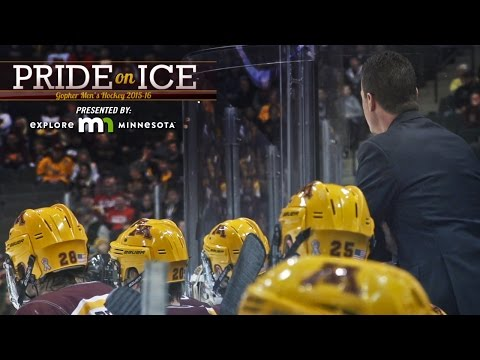 """Behind the Bench"" Pride on Ice: Gopher Men"