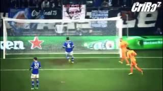 Ronaldo CR7 - Vua phá lưới Champions League