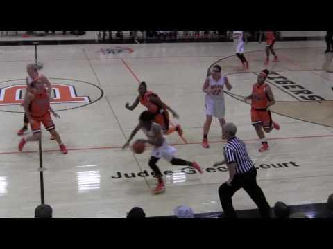 Urbana vs. Whitney Young Girls Basketball 12-21-16