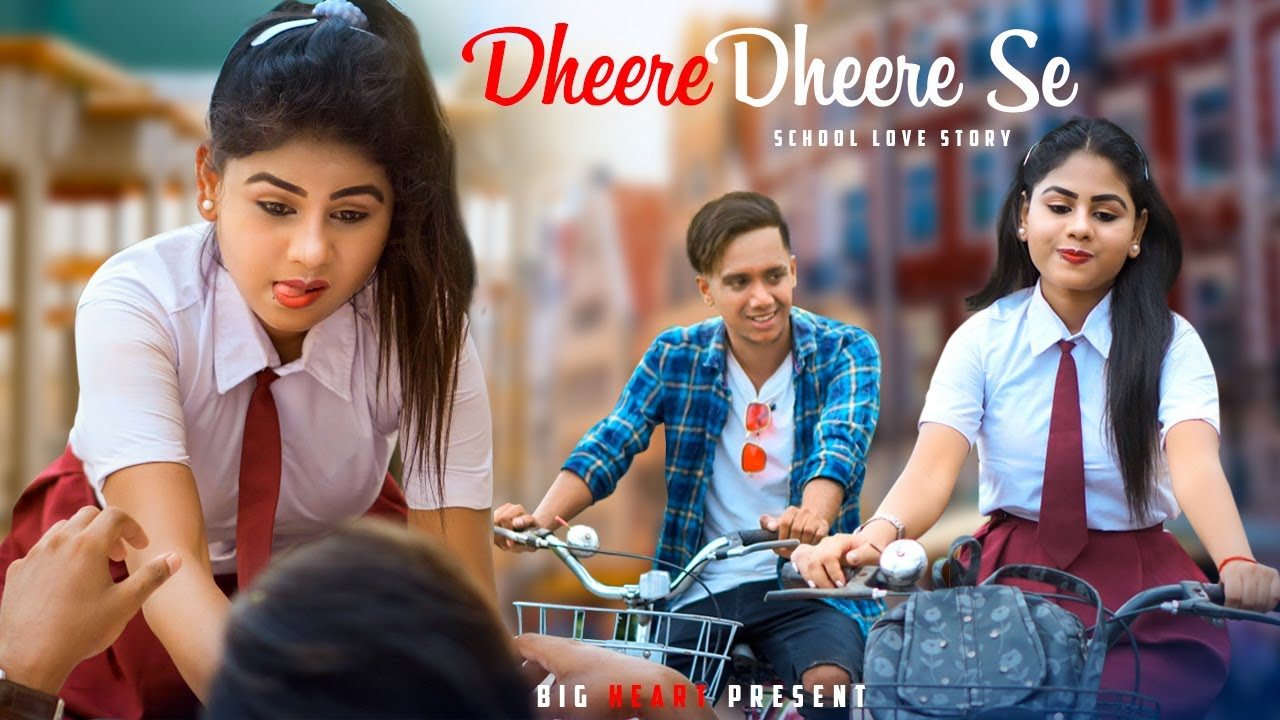 Dheere Dheere Se Meri Zindagi | Swapneel Jaiswal | School love story | Latest Hindi Song 2020