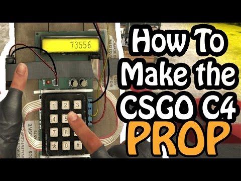 How To: CSGO C4 PROP