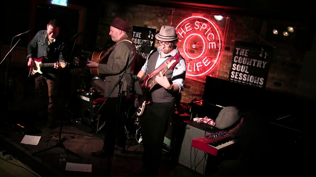 Drew Morrison & The Darkwood@Country Soul Sessions 02 02 2020