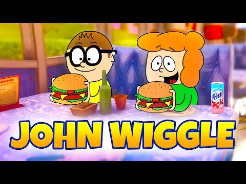 John Wiggle 😎 (Fortnite Song)