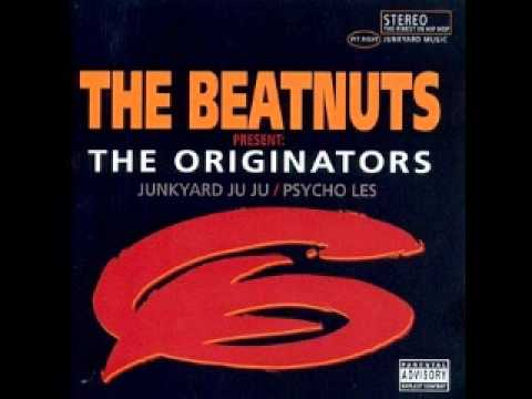 The Beatnuts ft. Armaretta & Problemz - My Music