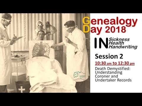 Genealogy Day 2018 At FPLD, Session 2