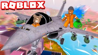 Ich habe 1.000.000 Dollar für die NEUEN AIRPLANES in Roblox Jailbreak ausgegeben!!