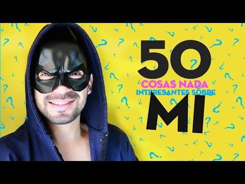 50 Cosas sobre mi *CiproShow*