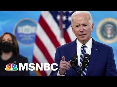 Biden Unveils New Details Of $2.2T Infrastructure Plan | Morning Joe | MSNBC