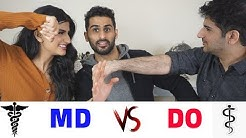 MD vs DO: Are DOs Worse Doctors!?