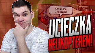 "THE ESCAPISTS 2 #23 - ""UCIECZKA HELIKOPTEREM!"" w/ Hunter"