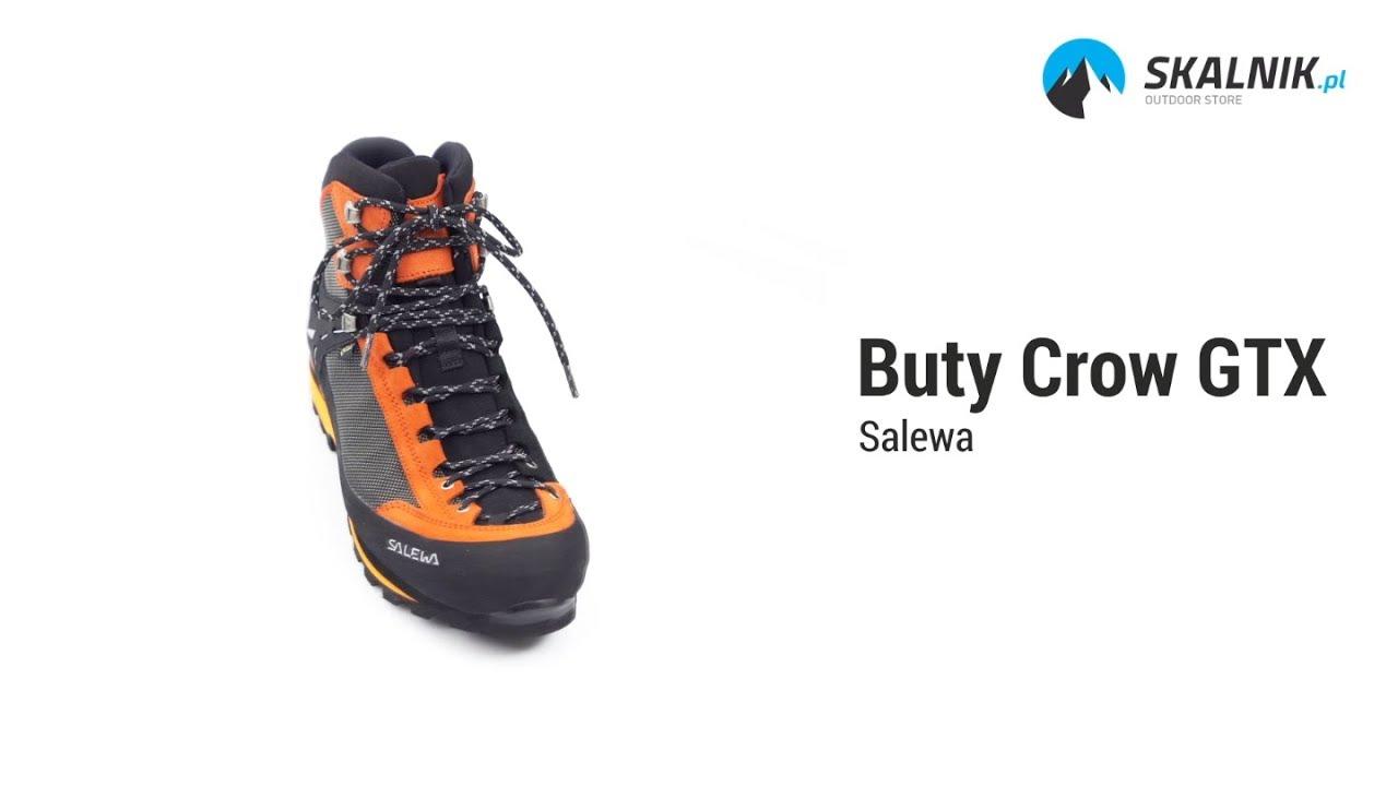 Buty Salewa WS CROW GTX | GOLD SPORT