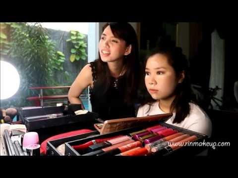 Kursus Makeup Jakarta - Indonesia By Rinmakeup | Personal Makeup Course