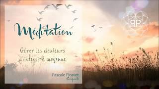 Méditation pour gérer la douleur