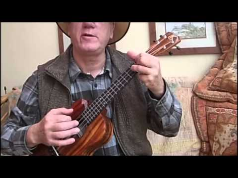 How To Strum A Ukulele With Thumb
