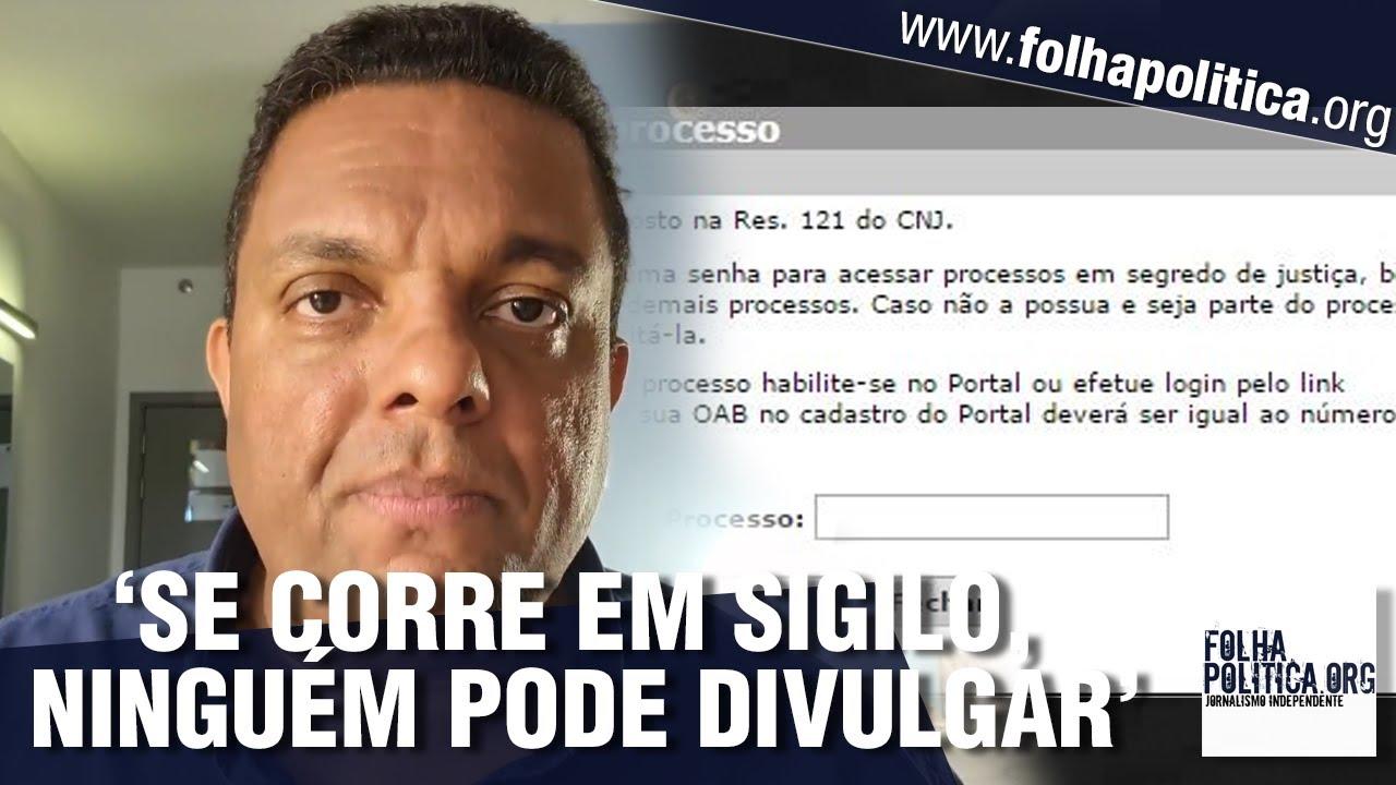Deputado Otoni de Paula responde à Globo: 'ninguém pode divulgar documentos sigilosos'