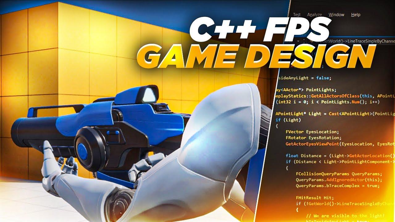 C FPS Game Design Tutorial FREE DOWNLOAD Part YouTube - Game design download