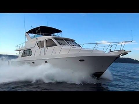 "Compass 60 by Grand Harbour, ""Golden Hawk""  Yacht Video"