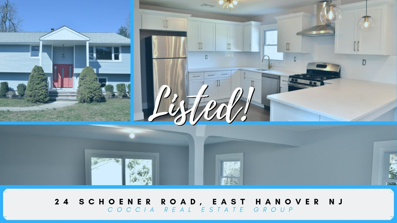 24 Schoener Road | Homes for Sale East Hanover, NJ