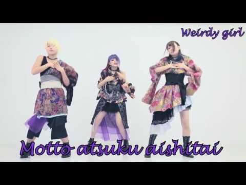 【GARNiDELiA】 [Gokuraku Joudo] {Lyric + dance practice}