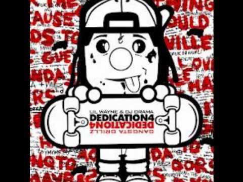"Lil Wayne ft Lil Mouse ""Get Smoked"" DEDICATION 4 MIXTAPE."