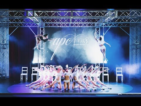 Asia Pole Championship 2018 Opening Show