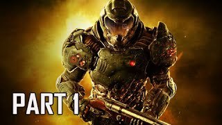 Doom Walkthrough Part 1 - Still A Better Story Than Twilight (PC Ultra 2016 Let
