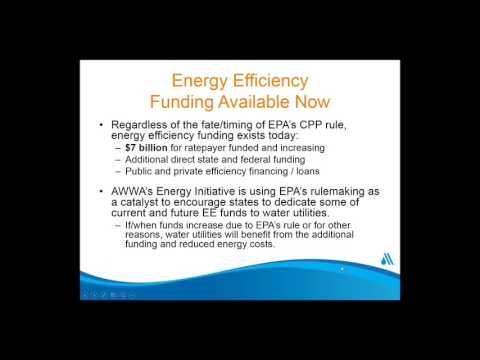 Funding for Water Utility Improvements Webinar