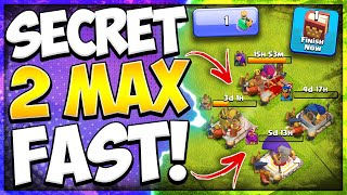 Fast Hero Upgrade Method with Proof! How to Max All of Your Heroes in Clash of Clans