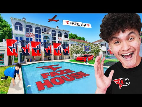 Revealing The New FaZe House ($30,000,000)