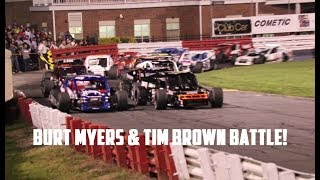 Bowman Gray - 4/28/2018 - Modifieds - Twin 25-Lappers - Race 1