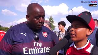 Boreham Wood 0-8 Arsenal | Unai Emery Was So Passionate & Was Barking Out Orders!
