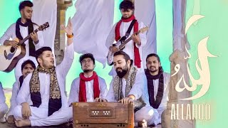 ALLAHOO   Tribute to Ustad Nusrat Fateh Ali Khan Sahab   Tariq Faiz   Candid Fusion Band