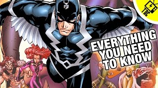 Marvel's Inhumans: Everything You Need to Know! (The Dan Cave w/ Dan Casey)