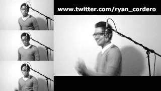 Boyz II Men- In The Still of the Night (Acapella Cover- Ryan Cordero)