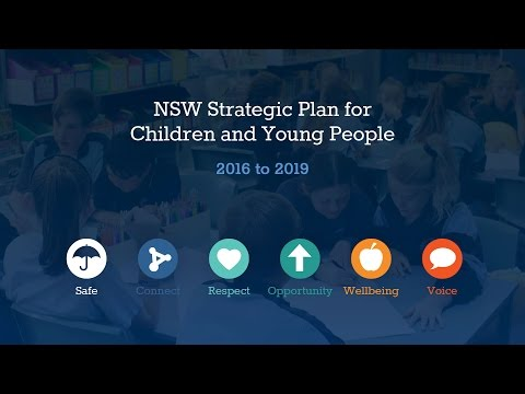 NSW Strategic Plan for Children and Young People
