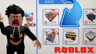 MeepCity Bouncy House! (Roblox Meepcity)