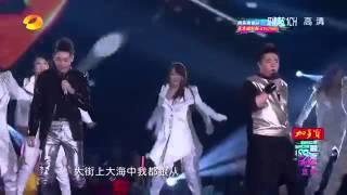 林志穎 湖南衛視跨年演唱會 《不是每段戀情都有美好回憶》郝劭文同台合唱   YouTube