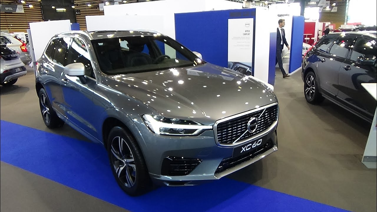 2018 Volvo Xc60 T8 R Design Exterior And Interior Salon Automobile Lyon 2017 Youtube