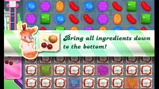 Candy Crush Saga Level 413 walkthrough (no boosters)