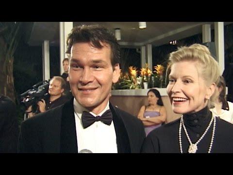 Patrick Swayze @ The Miramax Oscar Party 2000