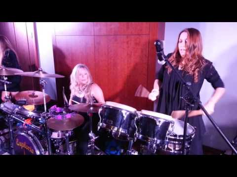 Sherry & Michelle On Drums/percussion 1