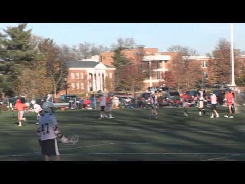 MadLax Capital Classic 2010 - MadLax #3 vs Dominion Capitals