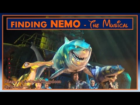 Disney´s Finding Nemo The Musical (Procurando Nemo)