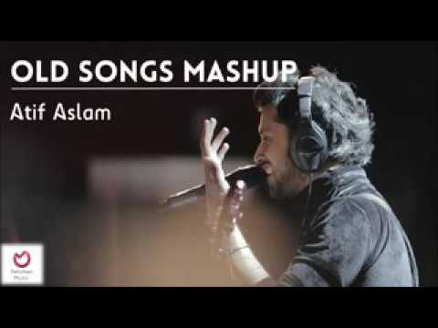 Atif aslam most romantic old songs Mashup..